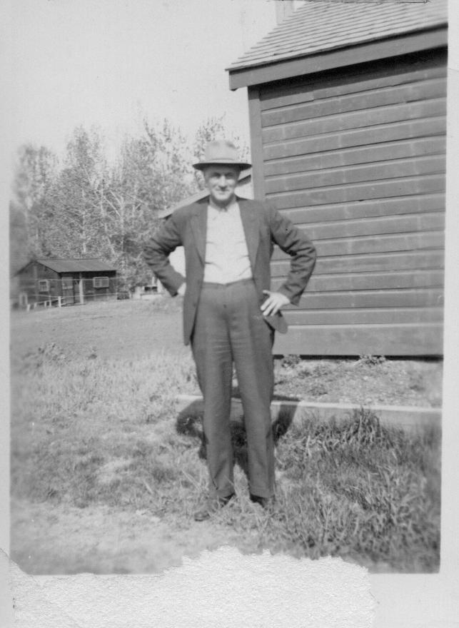 Grandpa Currie
