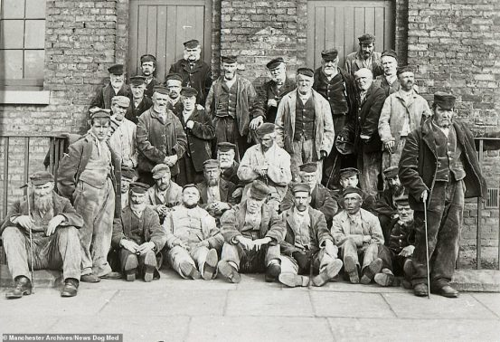 In the Poor House Manchester 1890:1900